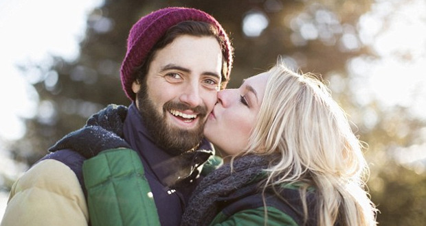 LILLIE: Women who love men with beards