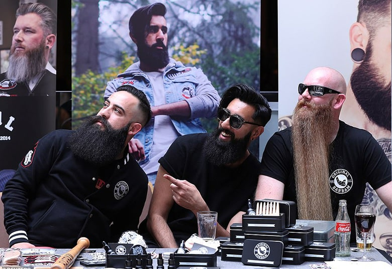 most popular full beard styles