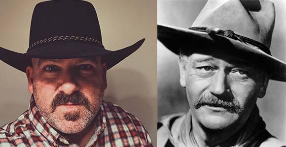 Cowboy Mustache styles 10