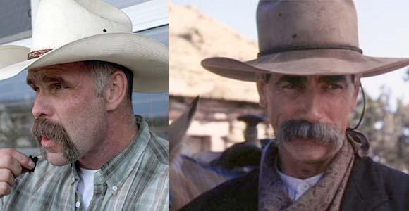 Cowboy Mustache styles 2