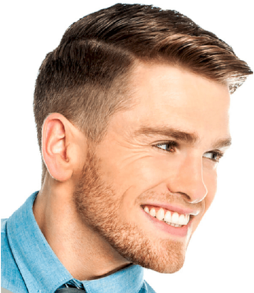 classic short hair