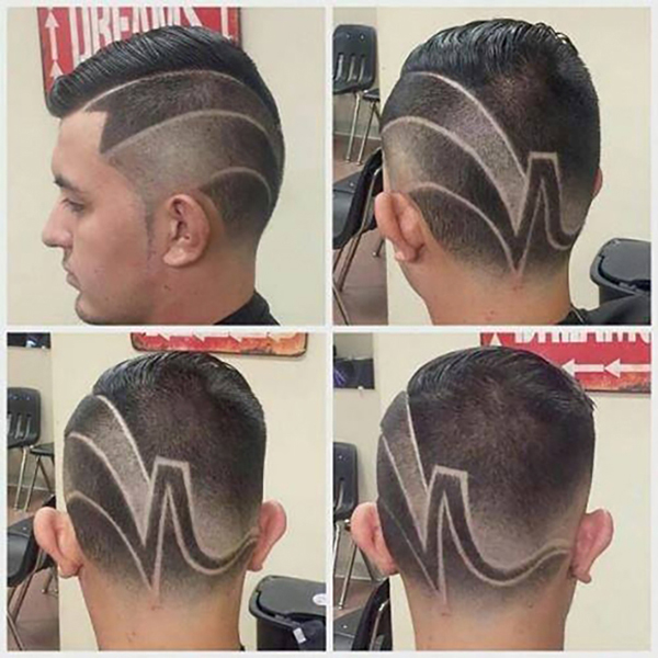 The Line Haircut