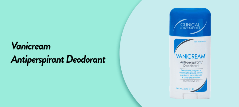 Best Antiperspirant Deodorant for Men