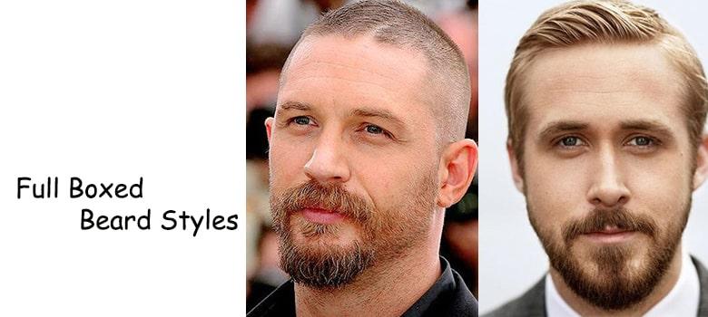 Short Boxed Beards