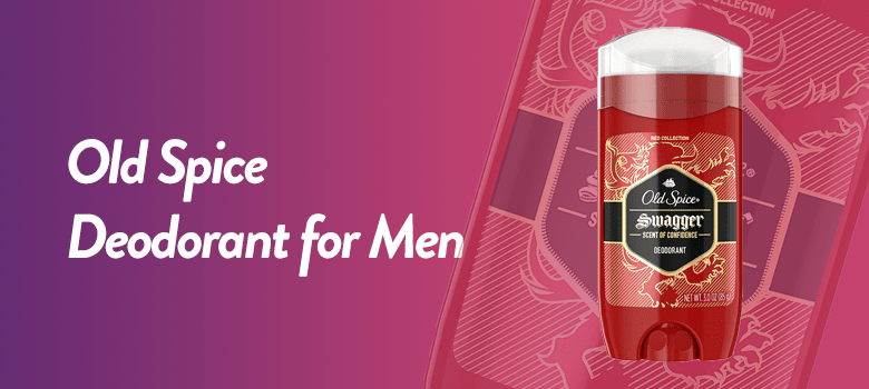 Old Spice - Best Fragrance Men's Deodorant Swagger Lime & Cedarwood Scent