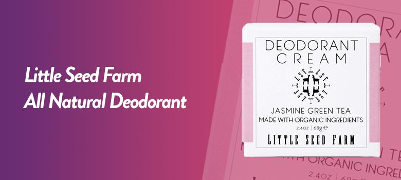 Little Seed Farm All Natural Deodorant