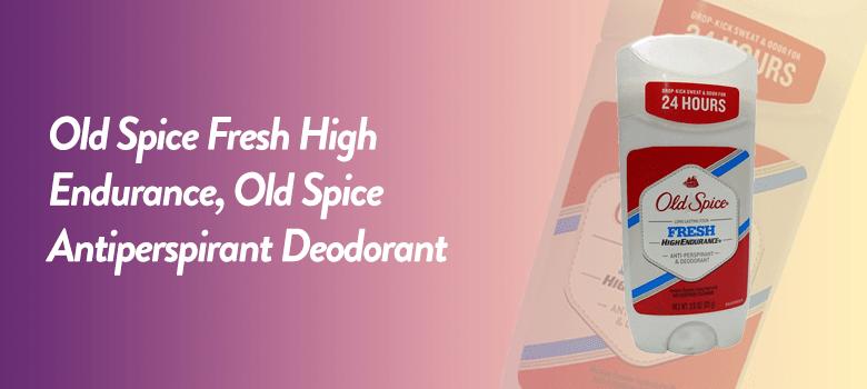 old spice classic antiperspirant & deodorant stick original
