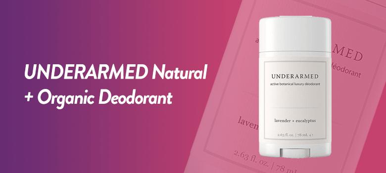 underarmed deodorant