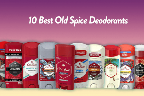 best old spice deodorant