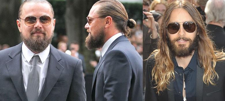 scruffy beard look