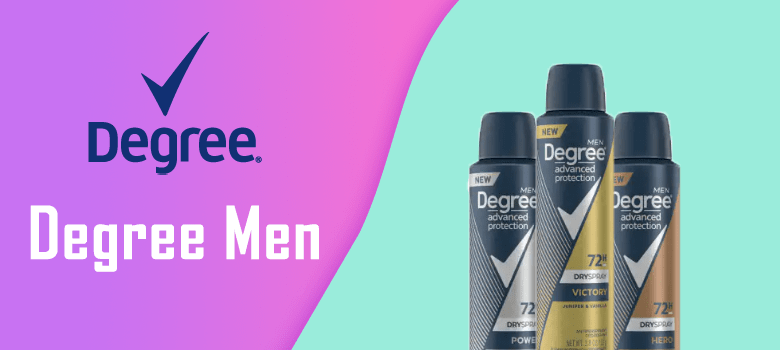 degree - deodorant brands