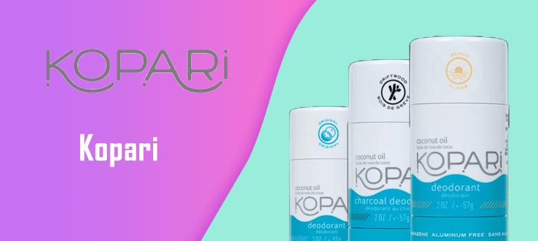 kopari deodorant reviews