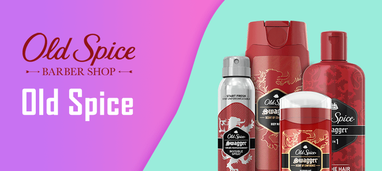 old spice deodorant brands