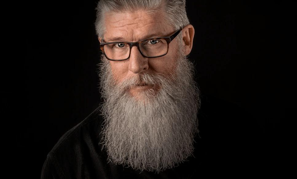 The Rectangular Viking Beard