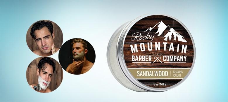 Shaving Cream for Men