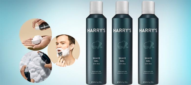 harry's Shaving Gel for Men