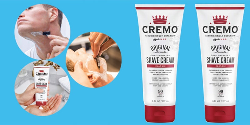 Fragrance Free Shaving Cream