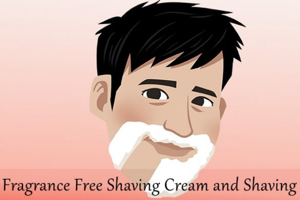 unscented shaving cream