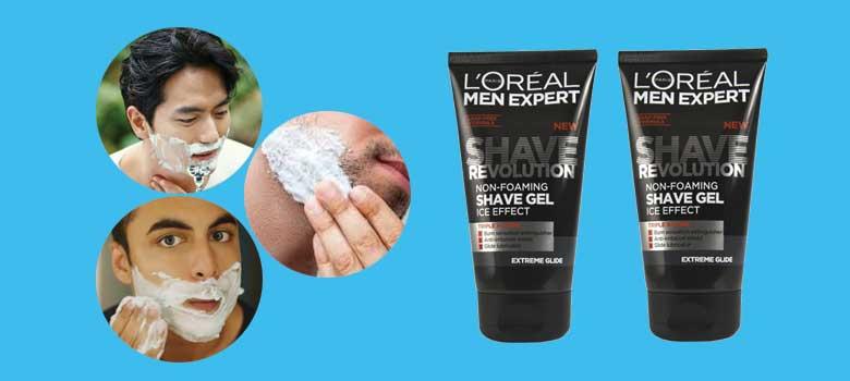 L'Oreal-Men-Expert-Hypoallergenic-Hydra-Sensitive-Shaving-Foam
